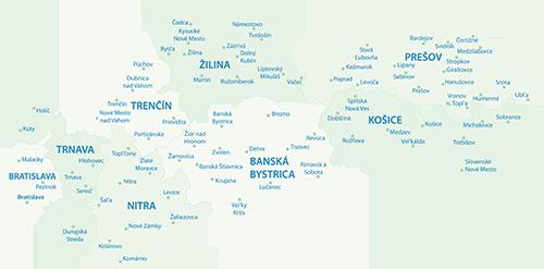 Katalógový zápis na portáli mesta Virtualne-mapa miest